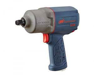 INGERSOLL-RAND 2135TI 1/2-INCH TITANIUM DUTY AIR IMPACT WRENCH